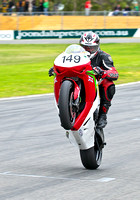 Saving the Front Tyre